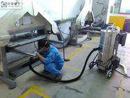 kualitas baik Mesin depaneling PCB & 60L High Efficiency Filter Industrial Wet Dry Vacuum Cleaners Dengan Kompresi Udara Dijual