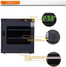 LED Control Electronic Humidity Desiccator Camera Dry Cabinet / Electronic Dry Cabinet