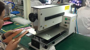Pneumatically Driven PCB Depaneling Machine For Cutting Pcb Board V Cut Pcb Depanelizer