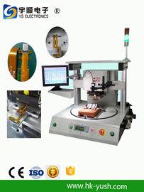 Pneumatic Pulse Heat Hot Bar Peralatan Solder Untuk FFC / FCB