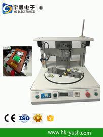 10w Hot Bar Soldering Machine Dengan Dua Rotary Fixture, mesin pengikat pulsa panas